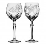 Dragon Crystal Stemware