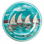 Elba Wall Plates - Home Decor by Vietri | Gracious Style