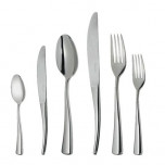 Elementaire Stainless Steel Flatware