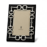 Equestrian Platinum Picture Frame | Gracious Style