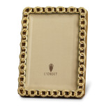 Links Gold Crystal Picture Frame