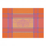 Nymphee Peche Rosee Placemat 15 x 21 in