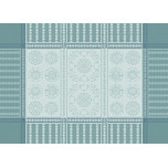 Tuileries Argent Placemat 15 x 21 in