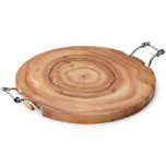 Mary Jurek Helyx Acacia Wood Tray | Gracious Style Official Retailer