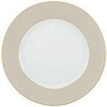 Raynaud Horizon Beige Charger 12 in