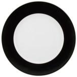 Raynaud Horizon Black/Platinum Charger