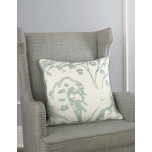 Halsey Throw Pillow by Peter Som for Sferra | Gracious Style