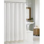Hotel Shower Curtain White