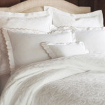 Peacock Alley Isadora Matelasse Coverlet | Gracious Style