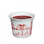 Country Estate Holiday Candle Winter Frolic Ruby 3.5