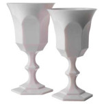 Victoria & Albert Wine Goblet White