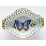 Anna Weatherley Butterfly Small Handled Dish