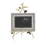 Olive Branch Gold Convertible Easel Frame
