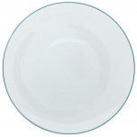 Monceau Turquoise Blue Bread and Butter Plate 6.25 in Round