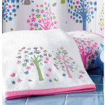 Bambini Merry Meadow Bath Towels
