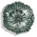 Buccellati Silver Poppy Dish | Gracious Style