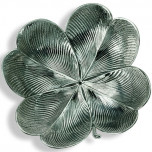 Buccellati Silver Clover Leaf Dish | Gracious Style