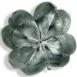 Buccellati Silver Clover Leaf Dish | Gracious Style