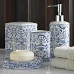 Orsay Blue Bath Accessories