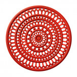Sundial Placemats - Coral