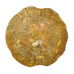 Timber Placemats - Gold | Gracious Style