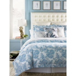 Newport Floral Duvet Cover Shams by Peter Som | Gracious Style