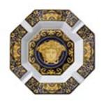 Medusa Blue Cigar Ashtray 9 1/2 In (Special Order)