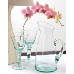 Recycled Italian Glass Drinkware by Vietri | Gracious Style