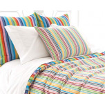 Pine Cone Hill Rainbow Stripe Bedding | Gracious Style