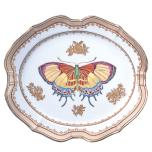 Small Butterfly Platter