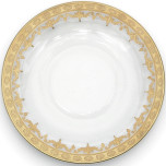 Vetro Gold Dinnerware