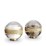 Braid Gold Salt & Pepper Shakers | Gracious Style