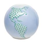 Globe 3.25 In H X 3.5 In D , Shaded Vhv