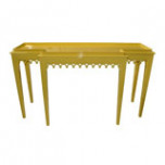 Newport Tiered Console Table | Gracious Style