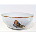 Anna Weatherley Giftware Exotic Butterflies Serving Bowl 9.5 in Round