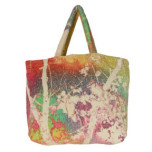 Abstract Tree Terry Tote Bag by Fresco | Gracious Style