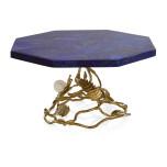 Enchanted Garden Jeweled Cake Pedestal (Special Order)