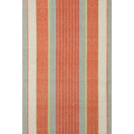 Autumn Stripe Woven Cotton Rug | Gracious Style