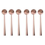 Nagasaki Coffee Spoons set/6 Copper