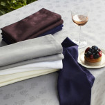 Sferra Chatham Easy Care Tablecloths | Gracious Style