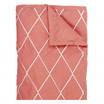 Calypso Newport Red Duvet Cover
