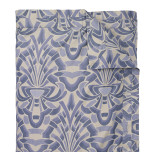 Axelle Blue Duvet Cover