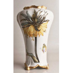 Anna Weatherley Giftware Fritillaria Lutea Tulip Vase 9 in High