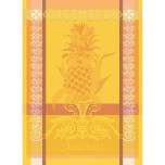 L'ananas Jaune Kitchen Towel 22 x 30 in | Gracious Style