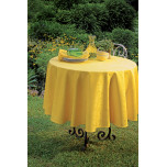 Garnier-Thiebaut Mille Charmes Freesia Easy Care Table Linens