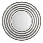 Hemisphere Platinum Stripe Dinnerware | Gracious Style