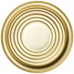 Hemisphere Gold Stripe Dinnerware