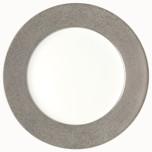 Raynaud Horizon Granite Platinum Charger 12 in