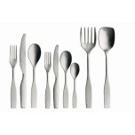 Citterio 98 Brushed Stainless Flatware