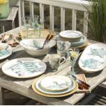 Sea Turtle Dinnerware by Vietri   Gracious Style